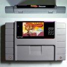 Zero the Kamikaze Squirrel Super Nintendo SNES Game Cartridge 16 Bit US Version