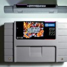 The Peace Keepers Super Nintendo SNES NTSC Action Game Cartridge US Version New