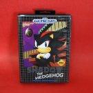 Shadow In Sonic The Hedgehog 16 bit MD Cartridge Card Mega Sega Genesis With Box