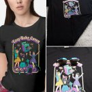 New Casual Women Short Sleeve Black Easy Bake Coven T-Shirts Summer Top Tee Plus