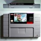 Crimson Echoes Super Nintendo SNES 16 Bit Cartridge Card Battery Save US Version