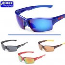 2018 Glasses Sports Sunglasses UV 400 Polarized Lens for Fishing Golfing Driving