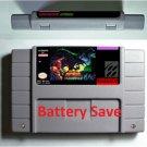 Hyper Metroid Super Nintendo SNES NTSC 16 Bit  RPG Game Cartridge US Version New