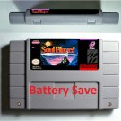Soul Blazer SNES Super Nintendo Video Game NTSC Card USA Version Battery Save