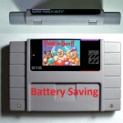 Super Punch Out!! Super Nintendo SNES 16 Bit Cartridge Battery Save US Version