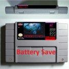 Robotrek Super Nintendo SNES 16 Bit NTSC Game Cartridge Battery Save US Version