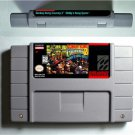 Donkey Kong Country 2: Diddy's Kong Quest Super Nintendo SNES 16 Bit US Version