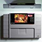Ghoul Patrol Super Nintendo SNES NTSC Game Cartridge US Version English Language