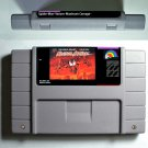 Spiderman & Venom Maximum Carnage Super Nintendo SNES NTSC 16 bit US Version
