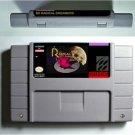 BS Radical Dreamers RPG Game SNES  Super Nintendo Card Battery Save US Version