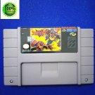 SWAT Kats - The Radical Squadron Super Nintendo SNES NTSC  Cartridge US Version