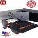 Man Polarized Sunglasses Mercedes Driving Glasses Men Designer WITH BRAND BOX!!!