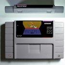 Prince of Persia 1 Nintendo SNES Action Game Cartridge NTSC 16 Bit USA Version