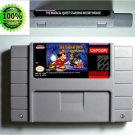 The Magical Quest Starring Mickey Mouse Super Nintendo SNES NTSC Game US Version