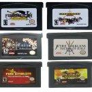 Fire Emblem GBA Advance Selection All Fire Emblem GAMEBOY ADVANCE GAME BOY
