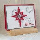 7PCs Xmas Starlight Metal Cutting Dies for Scrapbook Card Making Stencil Crafts