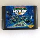 Teenage Mutant Ninja Turtles The Hyper Stone Heist 16bit MD Game Sega Mega Drive