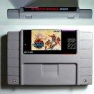 The Lost Vikings Super Nintendo SNES 16 Bit NTSC Game Cartridge US Version