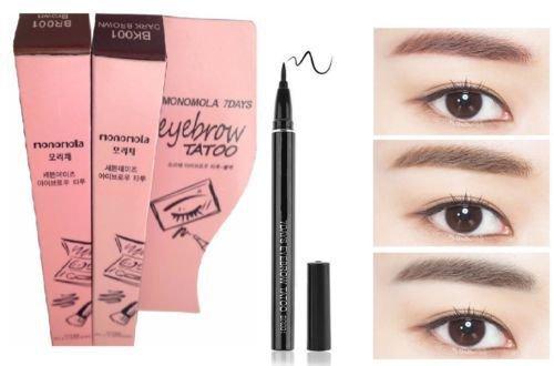Eyebrow Pen Tattoo 7 Days Makeup Long Lasting Waterproof Eye Brown Pencil New!!!