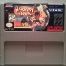 Harvest Moon Super Nintendo SNES 16 Bit NTSC Cartridge Game Card USA Version New