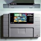 Bio Metal BioMetal Super Nintendo SNES NTSC Game Card 16 Bit 46 Pin US Version