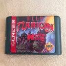 Mega Turrican 16 bit MD Game Cartridge Card Sega Mega Drive Genesis New English