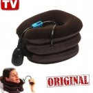 Best Relief Cervical Air Soft Neck Traction Device Inflatable Free Shipping!!!