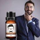 10ml Natural Beard Mustache Oil Mustache Moisturizer Pure Essence Men Grooming