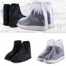 Dry Steppers - Waterproof Sneaker Cover Protection Keep Shoes Dry in The Rain