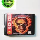 Skeleton Krew NTSC-U version 16 bit MD Game Cartridge Mega Sega Drive Genesis