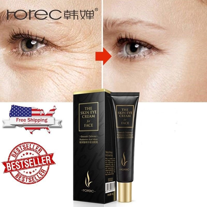 Same Effects of rapid Eye Anti Aging Wrinkles Cream Improve dryness HO