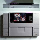 Super Star Wars - Super Nintendo SNES 16 bit NTSC Cartridge Game Card US Version