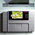 Boogerman A Pick and Flick Adventure Cartridge Game Card 16 Bit NTSC US Version