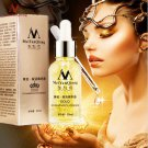 24K Gold Essence Day Cream Anti Wrinkle Collagen Whitening Moisturizing Care New