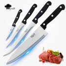 Japanese Kitchen Chef Knives Set Paring Fruit Utility Stainless Steel Cleaver