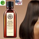 60ml Morocco Organic Argan Oil Hair Care Dry Damage Hair Treatment Nourish Scalp