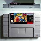 Super Ninja Boy Super Nintendo SNES NTSC Action Game Cartridge Card US Version
