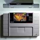 Skyblazer Super Nintendo SNES 16bit NTSC Action Game Cartridge Card USA Version