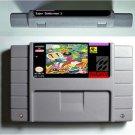 Super Bomberman 5 Super Nintendo SNES NTS 16 Bit Action Game Card US Version New