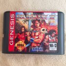 Golden Axe III Game Cartridge Card Sega Mega Drive For Genesis System PAL NTSC