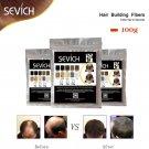 100g Hair Building Powder Keratin Refill Thinning Hair Loss Dye Styling 10 Color