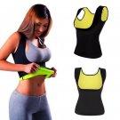 Redu Shaper Shirt Neoprene Body Slimming Women Waist Sauna Vest Body Shape Tops