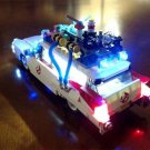 New LED Light Kit ONLY For Lego 21108 Ghostbusters Ecto-1 Lighting Bricks