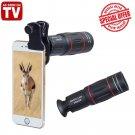 Lens 18X Zoom Telephoto Optical Telescope Lens Camera HD Iphone Universal Phone