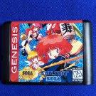 Panorama Cotton 16-bit MD Video Game Cartridge Card Sega Mega Drive Genesis New