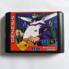 Big's Fishing Derby 16 bit MD Cartridge Game Card Sega Mega Drive Genesis New