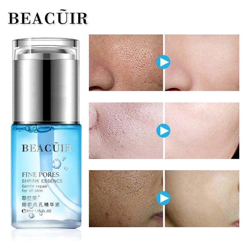 BEACUIR 30ml Plant Hyaluronic Acid Whitening Serum Shrink Pore Anti Aging Skin