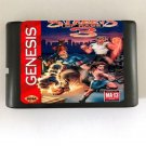 Streets Of Rage 3 MD Console Game Cartridge Card 16bit Sega Mega Drive Genesis