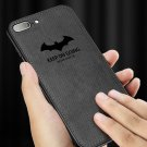 New Innovative Batman Phone Case Anti-Sweat Soft Cloth Cover For iphone X XS XR
