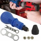 DrillerRIVET - Adaptor Insert Nut Tools Power Tool Accessories Driller RIVET